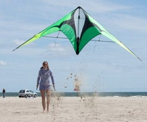 Jive 2 Stunt Kite