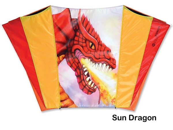 Sun Dragon Power Sled 14