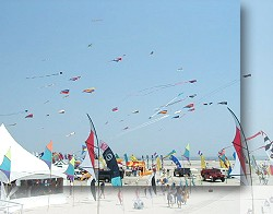Kites at Wildwood NJ
