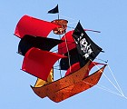 Pirate Ship Kite